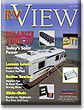 Cover of the RV View magazine