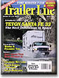 Cover of Trailer Life magazine