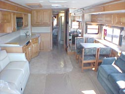Holiday Rambler Interior