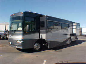 Used RV Itasca