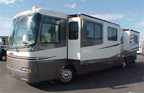 Used Endeavor RV