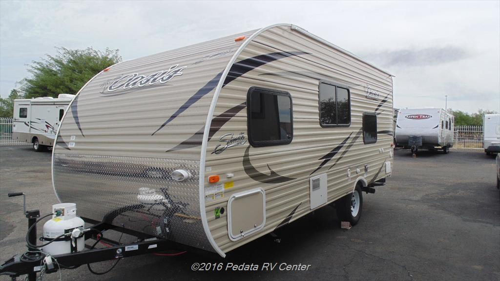 Shasta Rental RV in Tucson